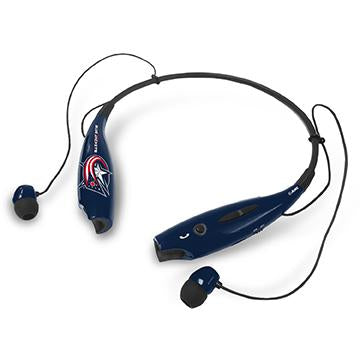 Columbus Blue Jackets Bluetooth Neckband - Prime Brands Group