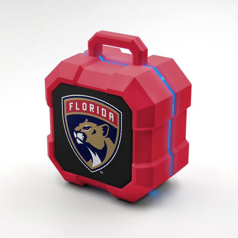 Florida Panthers ShockBox LED Speaker - Prime Brands Group