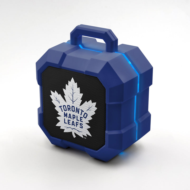 Toronto Maple Leafs ShockBox LED Speaker - Prime Brands Group