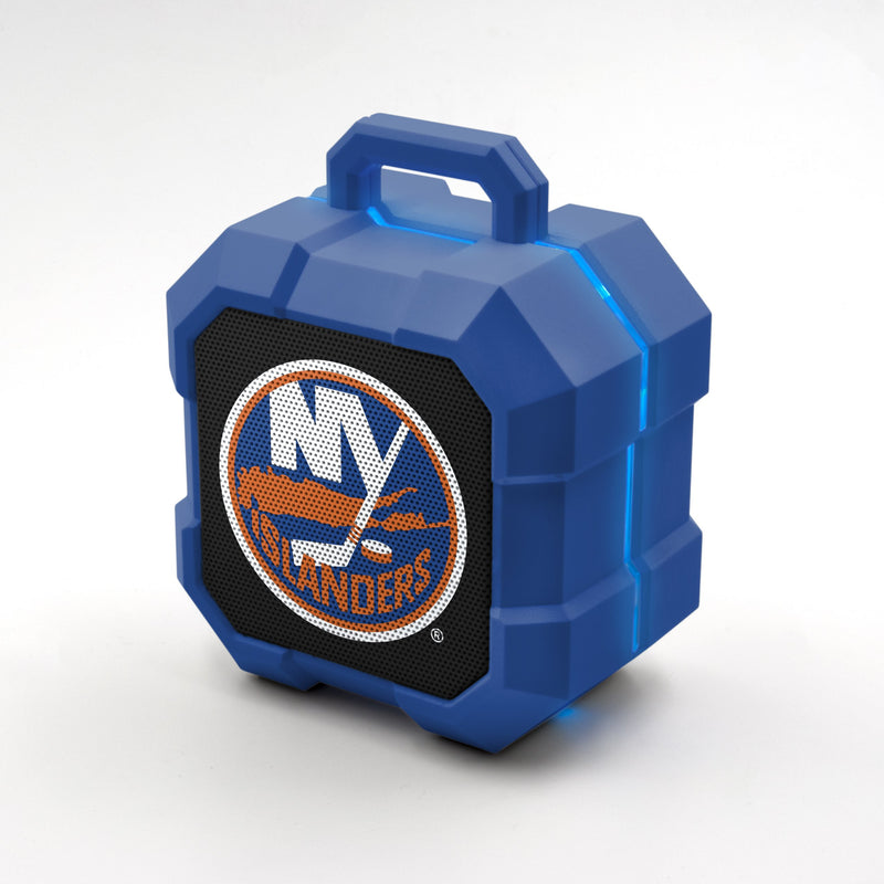 NY Islanders ShockBox LED Speaker - Prime Brands Group