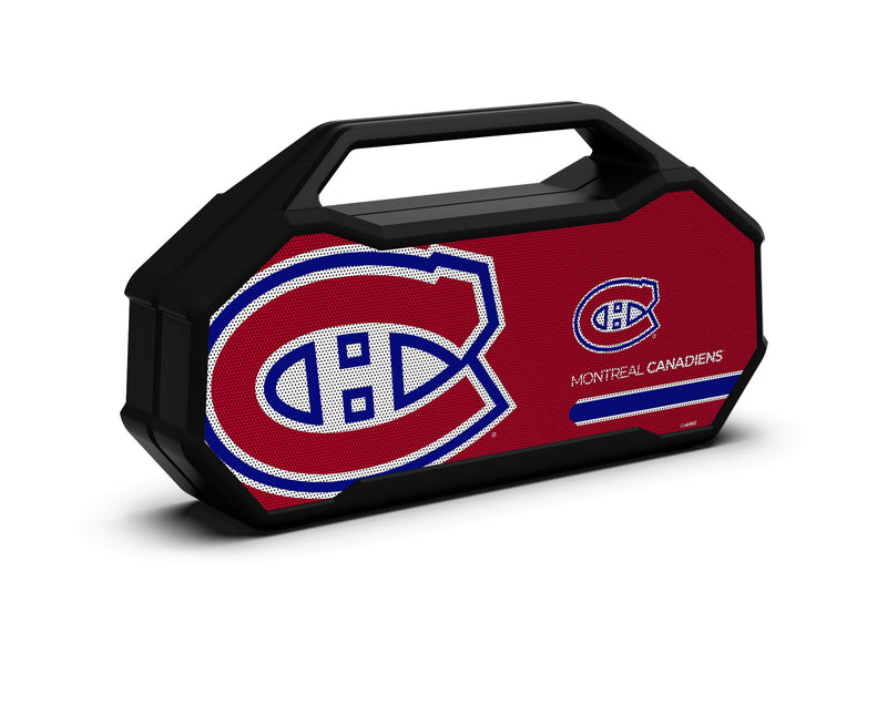 Montreal Canadiens Shockbox XL Speaker - Prime Brands Group