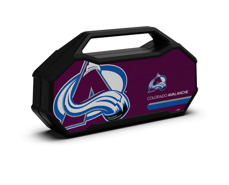 Colorado Avalanche Shockbox XL Speaker - Prime Brands Group