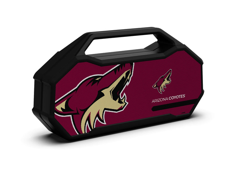 Arizona Coyotes Shockbox XL Speaker - Prime Brands Group