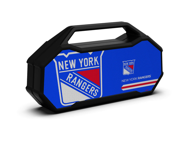 NY Rangers Shockbox XL Speaker - Prime Brands Group