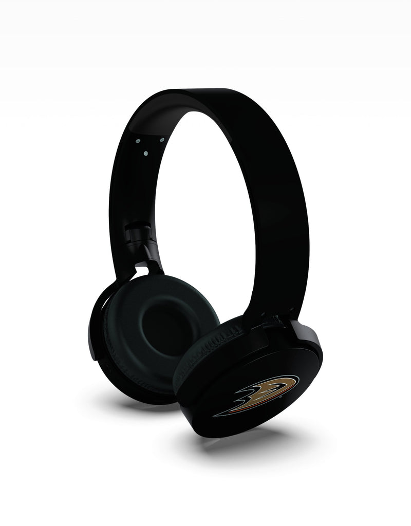 Anaheim Ducks Wireless DJ Headphones - Prime Brands Group