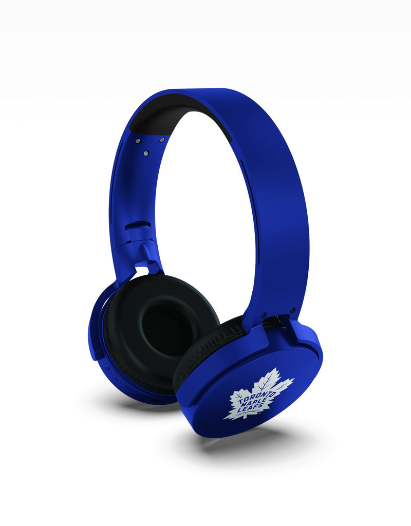 Toronto Maple Leafs Wireless DJ Headphones - Prime Brands Group