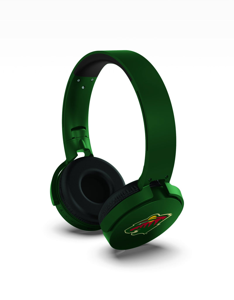 Minesota Wild Wireless DJ Headphones - Prime Brands Group