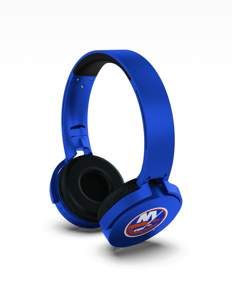 NY Islanders Wireless DJ Headphones - Prime Brands Group