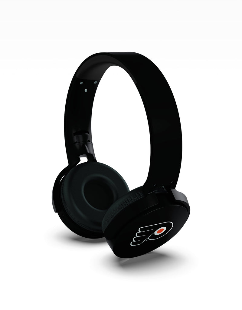 Philadelphia Flyers Wireless DJ Headphones - Prime Brands Group
