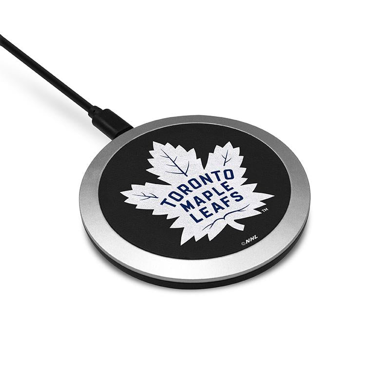 Toronto Maple Leafs Wireless Charging Pad - Prime Brands Group