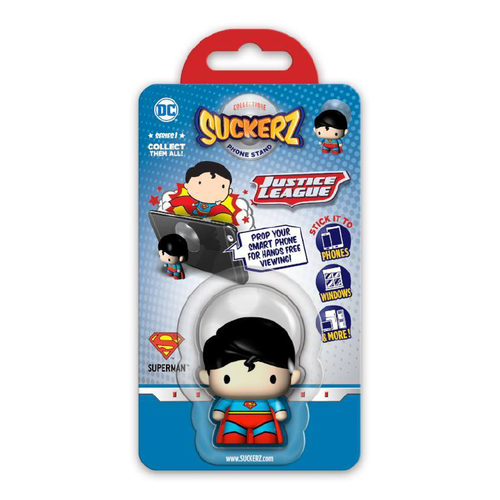 Justice League Superman Chibi Suckerz