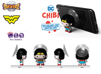 Justice League Wonder Woman Chibi Suckerz