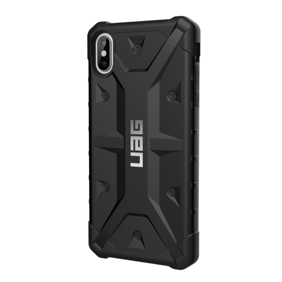 URBAN ARMOR GEAR UAG iPhone Xs Max [6.5-inch Screen] Pathfinder Feather-Light Rugged [White] Military Drop Tested iPhone Case