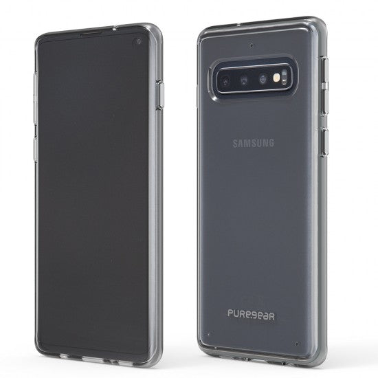 PUREGEAR Slim Shell Case for Samsung Galaxy S10 +
