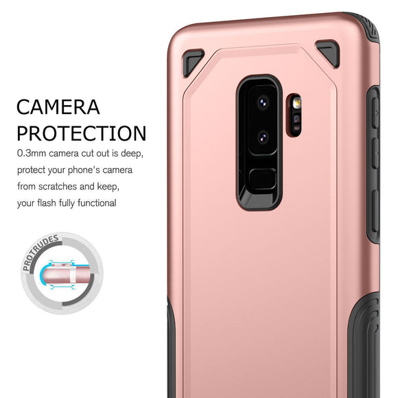 Ultra Thin Shockproof Hybrid Rugged Hard Case For Samsung Galaxy S9