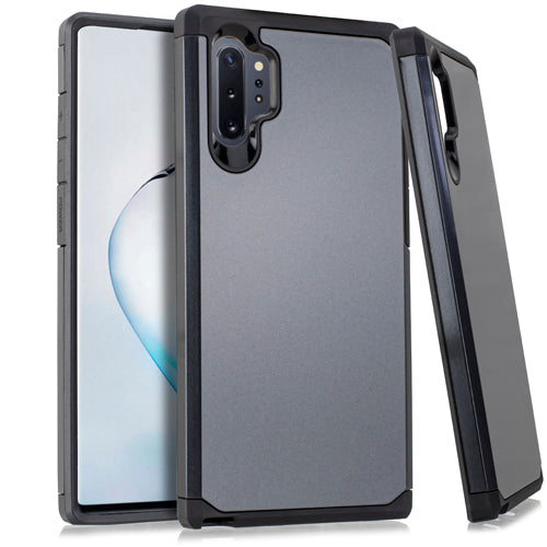 Samsung Note 10 PRO Slim Case 2 Metallic Black