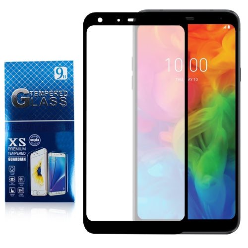 LG Q7 Plus Q7 Full Cover Tempered Glass