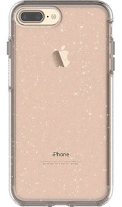 Otterbox Symmetry Series Clear Case for iPhone 8 Plus/7 Plus - STARDUST (SILVER FLAKE/CLEAR)