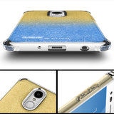 FOR LG ARISTO 2 / TRIBUTE DYNASTY - ELEGANT SERIES BY CLICK SLIM GLITTER