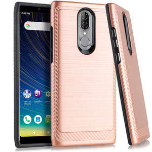 Coolpad Legacy Brushed Case 3 Rose Gold
