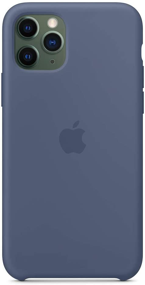 Apple iPhone 11 Pro Max Silicone - Blue