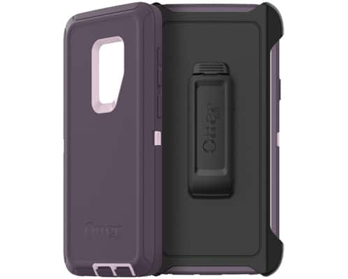 OtterBox Defender Case Black Samsung Galaxy S9 Plus