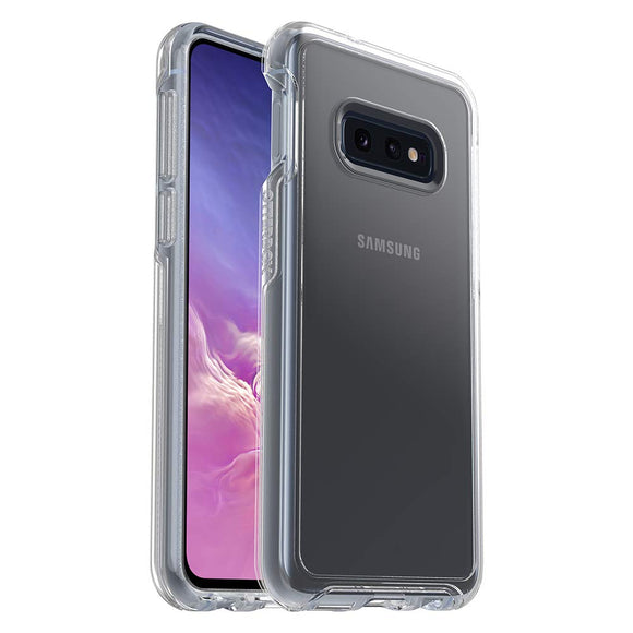OtterBox SYMMETRY SERIES Case for Galaxy S10e - Retail Packaging - Clear