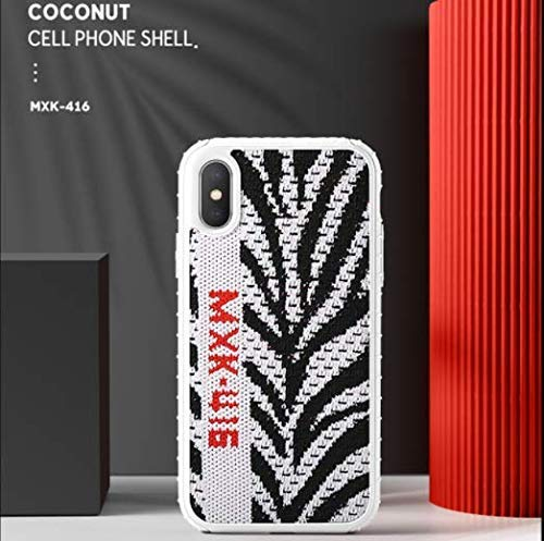 Shoecase iPhone 8/7 Plus  (Zebra)