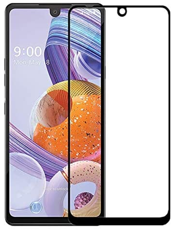 LG Stylo 6 Full Cover Tempered Glass Protector