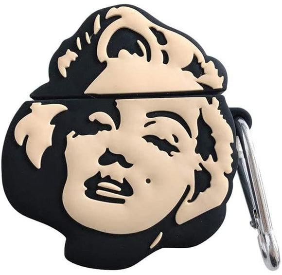 Airpods Airpods Pro Silicone Skin - Marilyn Monroe