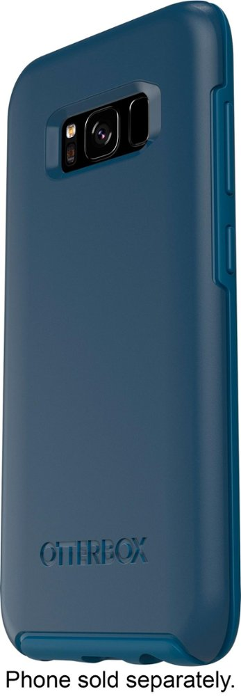 OtterBox - Symmetry Series Case for Samsung Galaxy S8 - Blue