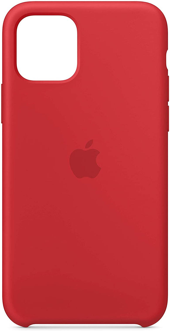 Apple iPhone 11 Pro Silicone- Red