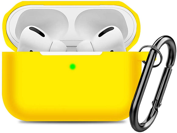 Apple Airpod Pro Silicone Skin - Yellow