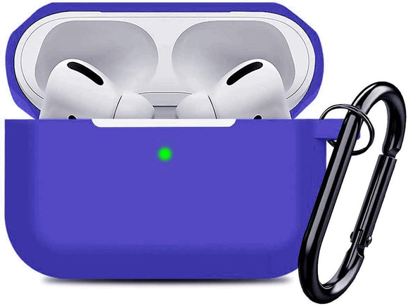 Apple Airpod Pro 2019 Silicone Skin - Dark Blue