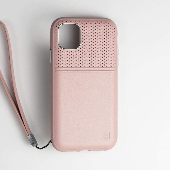 Bodyguardz Accent Duo iPhone 11 Pro Max/ Blush/Mauve