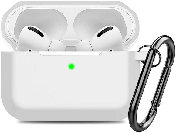 Apple Airpod Pro 2019 Silicone Skin - White