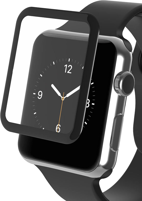 Apple Watch Temper Glass Zagg (38mm) Series 1 - black