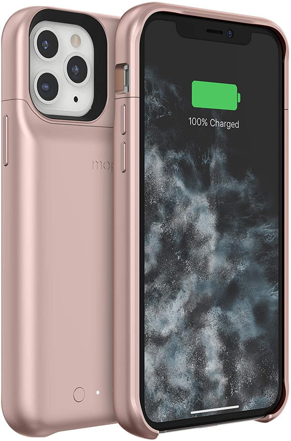 Mophie Juice Pack Access for iPhone 11 Pro Blush Pink