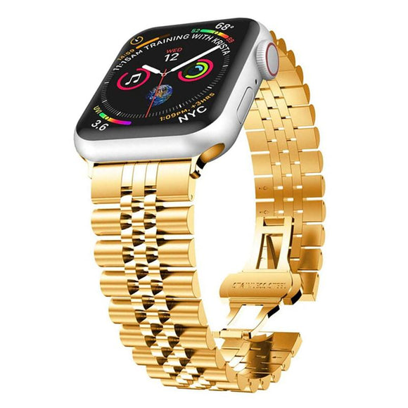 Apple Watch Metal Band GOLD 42/44