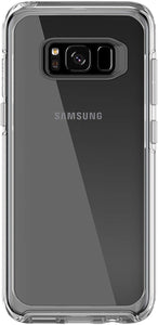 OtterBox Symmetry Series Case for Galaxy S8 (ONLY) - Clear Crystal (Renewed)