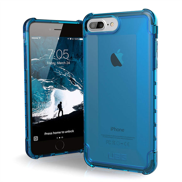 UAG iPhone 8 Plus/iPhone 7 Plus/iPhone 6s Plus Plyo (ICE) Glacier