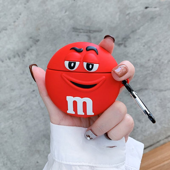Airpod Pro Silicone M&M (Mr Red)