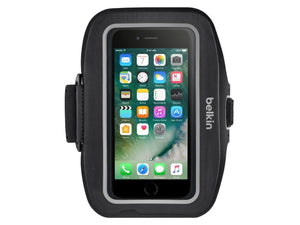 BELKIN SPORTFIT PLUS ARMBAND BLK IPHONE 7/8