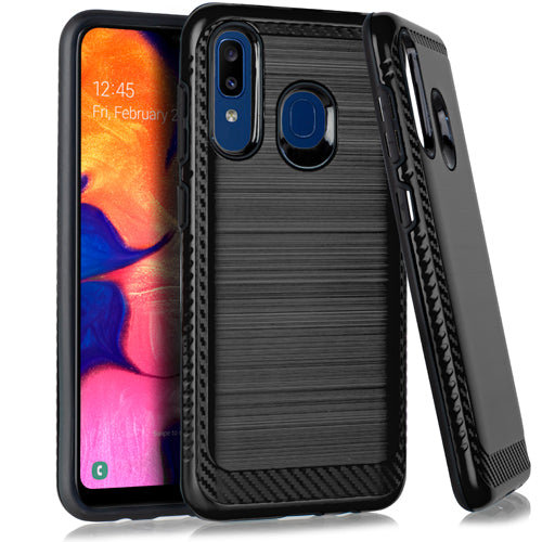 Samsung A20 A50 Brushed Case 3
