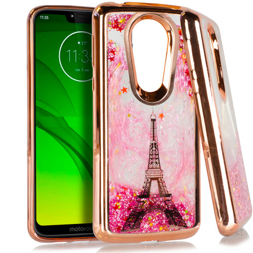 Motorola Moto G7 Power SUPRA CHROM GLT MOTN ParisTower RGOLD