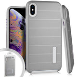 PKG iPhone XS Max 6.5 Delux Brushed Cases