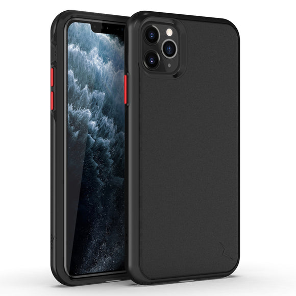 ZIZO DIVISION IPHONE 11 PRO (2019) CASE - DUAL LAYERED AND SHOCKPROOF PROTECTION - Black