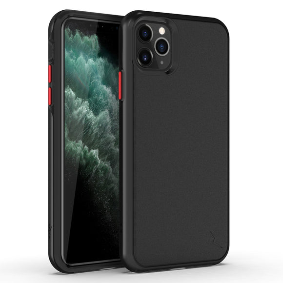 ZIZO DIVISION IPHONE 11 PRO MAX (2019) CASE - DUAL LAYERED AND SHOCKPROOF PROTECTION-Black