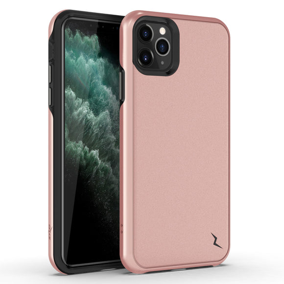 ZIZO DIVISION IPHONE 11 PRO MAX (2019) CASE - DUAL LAYERED AND SHOCKPROOF PROTECTION-Rose