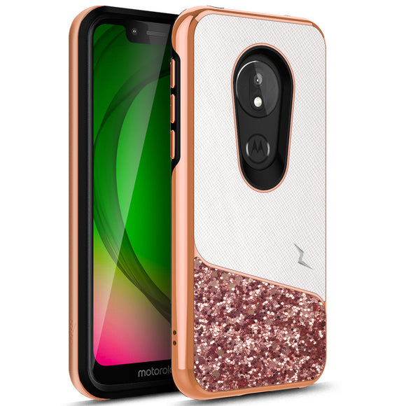 ZIZO DIVISION MOTO G7 PLAY CASE - DUAL LAYERED AND SHOCKPROOF PROTECTION-Wanderlust